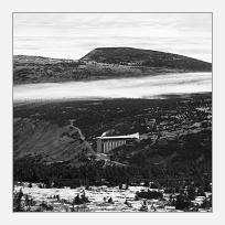 Mlha na Pančavské louce